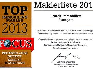 FOCUS - TOP Makler 2013