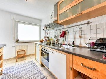 Küchenzeile rechts