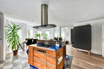 Küche zum Wohnen