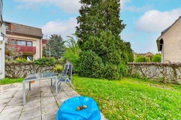 Terrasse & Garten nach O