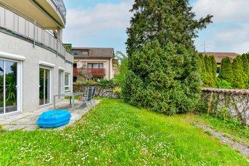 Terrasse & Garten nach N-O