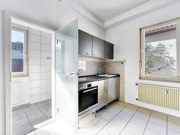 Küche zum Bad