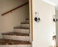 Treppenaufgang ins Dachgeschoss