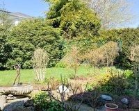 Gärtnerrisch angelegter Garten...