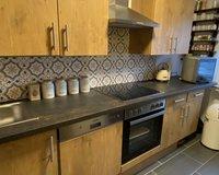 Küche ohne Einbauten