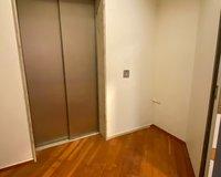 Der Aufzug führt vom Keller- bis in das 2. Obergeschoss