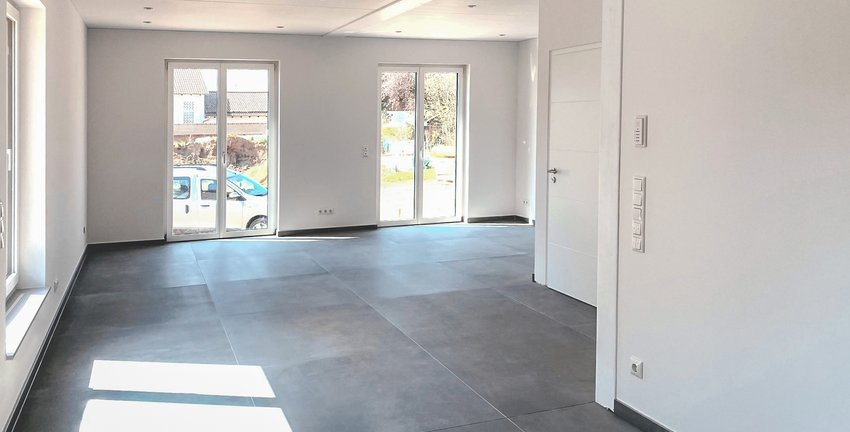 Wohnzimmer-Küche 1 EG