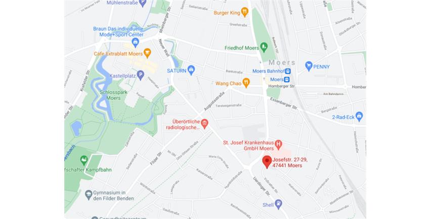 Innenstadtanbindung