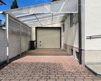 Garage mit elek. Tor