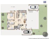 Grosszuegige Raumaufteilung in Erdgeschoss und Obergeschoss