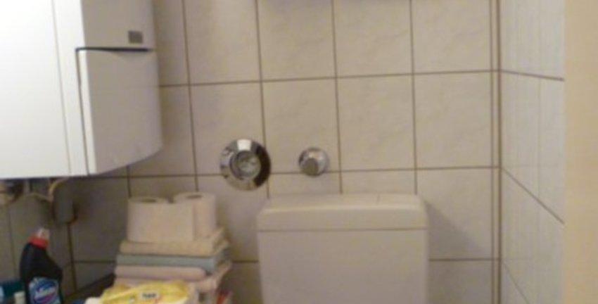 WC im 2. OG