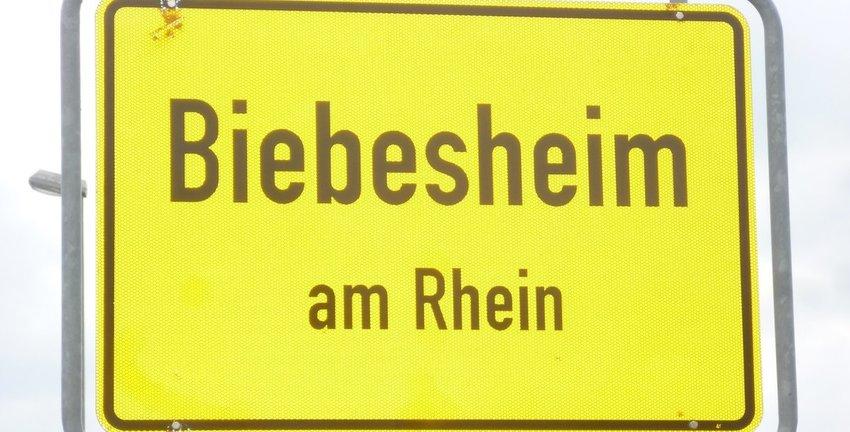 Biebesheim am Rhein