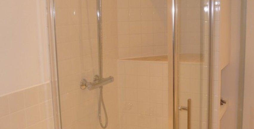 Hier macht Duschen Spaß