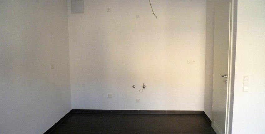 Küche und Abstellraum
