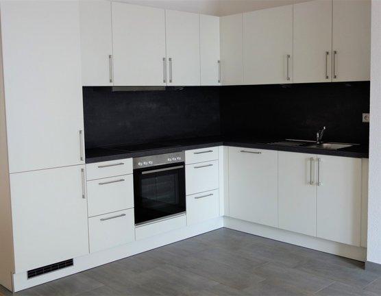 Einbauküche mit Boschgeräten