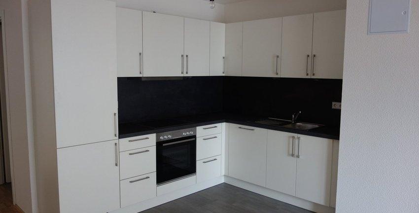 Neue Küche mit Boschgeräten