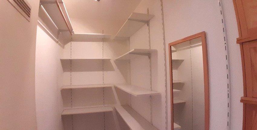 Abstellraum im Obergeschoss