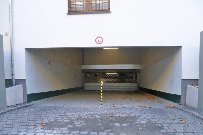 Zufahrt über Holsteinstraße