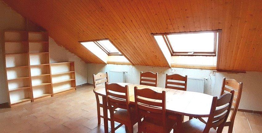 Zimmer 5 im Dachgeschoss