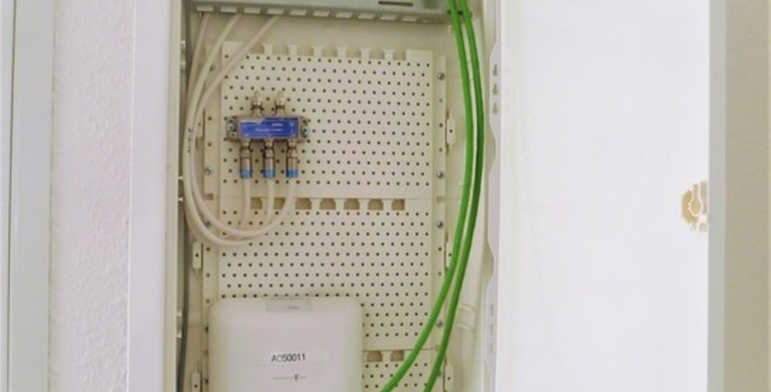Breitbandkabel Telekom
