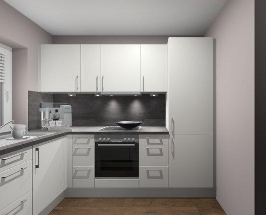 Visualisierung der Küche