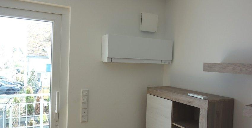 Klimatisiertes Appartement