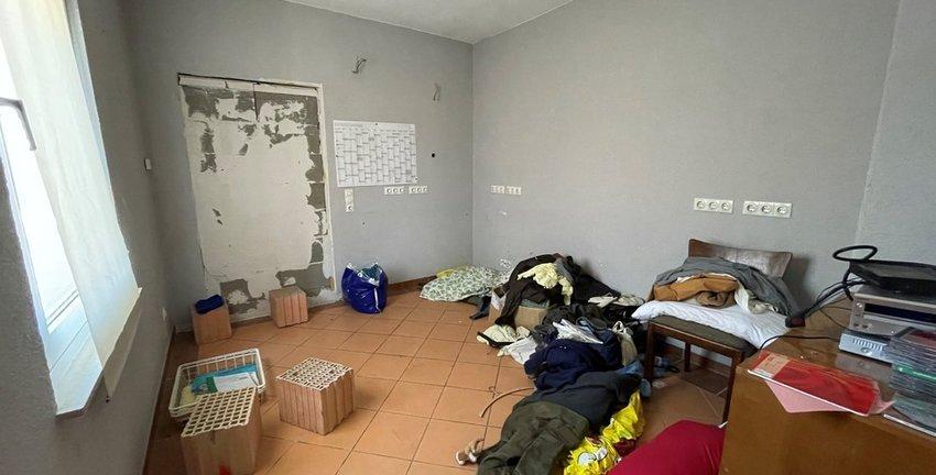 Sanierte Zweizimmerwohnung im