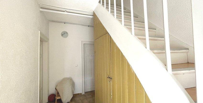 Ausbaufläche im Erdgeschoss,