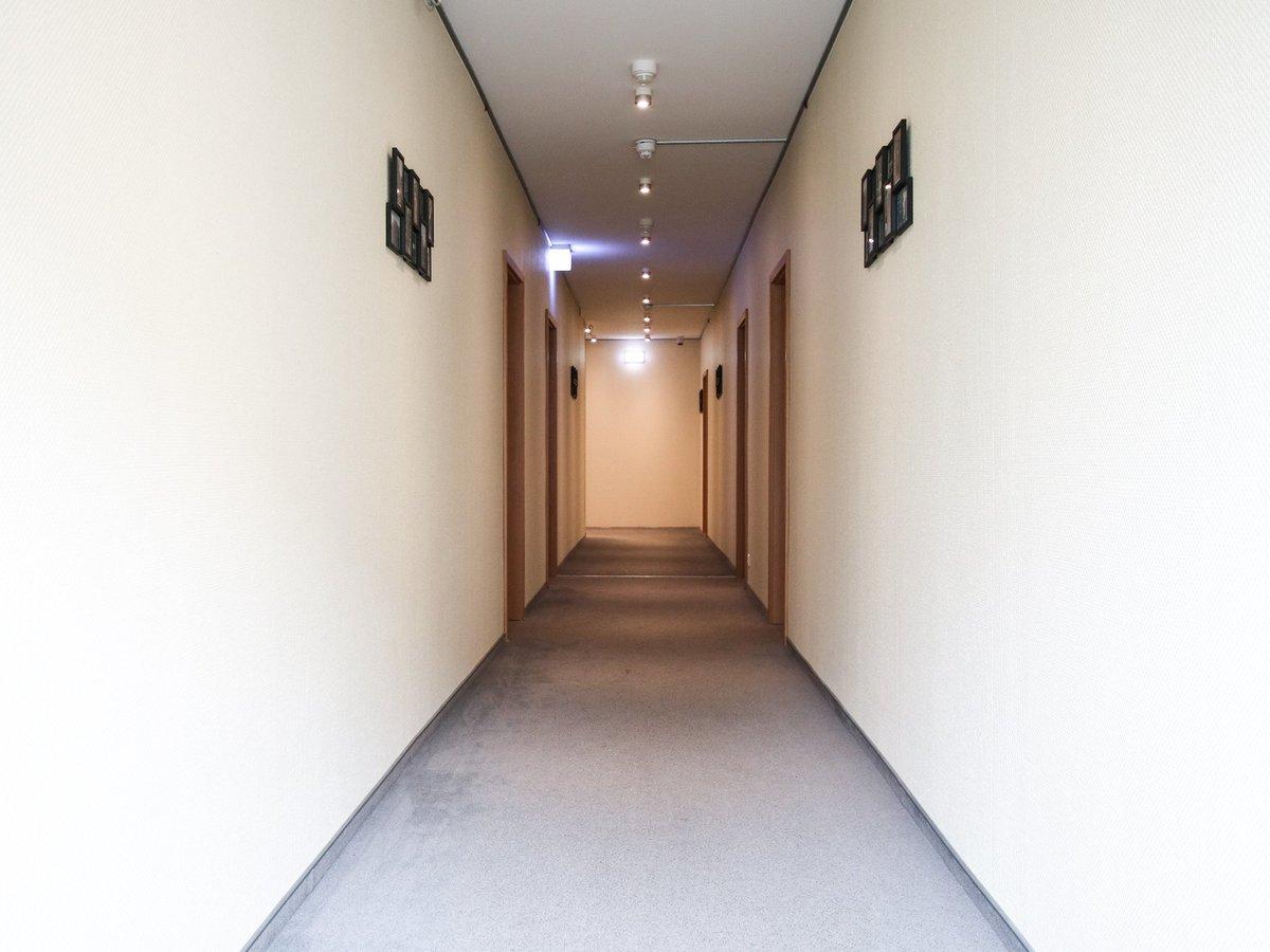 Flurbereich Hotelzimmer EG