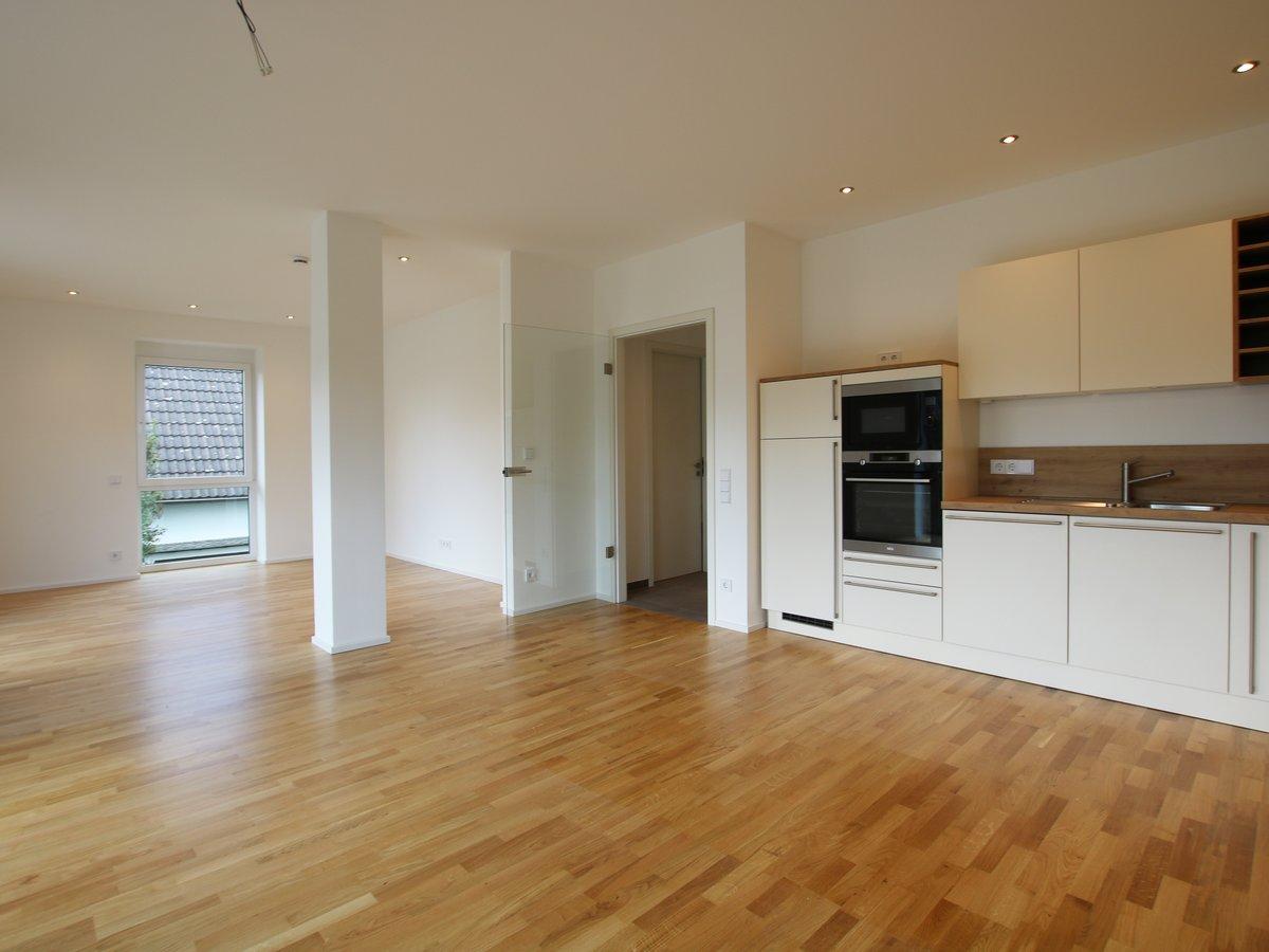 3-Wohnung Nr. 5 - Küche