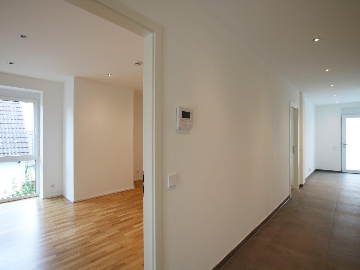 3-Wohnung Nr. 5 - Flur