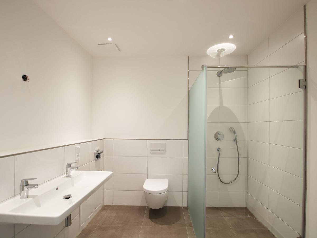 2-Wohnung Nr. 3 Badezimmer