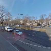 ID 2415 Nr.1 Saalbau, Kirche 'Weiße Stadt' Bln.-Reinickendorf