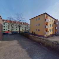 ID 2415 Nr.3 Saalbau, Kirche 'Weiße Stadt' Bln.-Reinickendorf