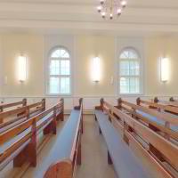 ID 2420 Nr.8 360 Grad Sakralbau, Kirche in Eichwalde