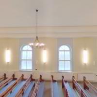 ID 2420 Nr.9 360 Grad Sakralbau, Kirche in Eichwalde
